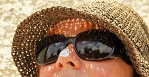 do you need to worry about sun spots in winter