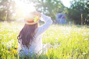how to transition from winter to spring